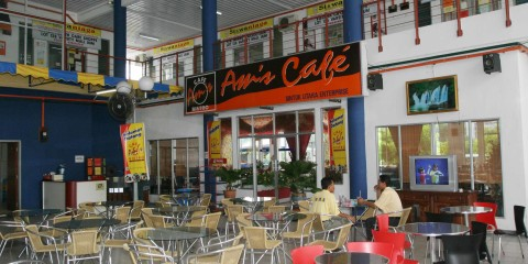 CAFE MALL